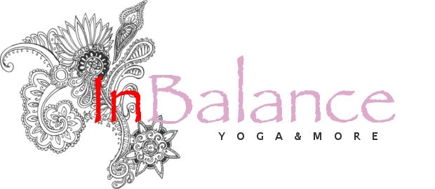 InBalance YOGA & MORE - Logo